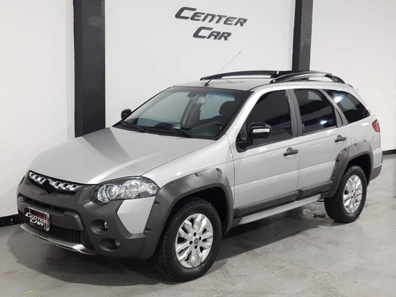 Fiat Palio Adventure 1.6 16v Locker 2014 $470000