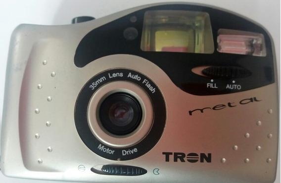 Câmera Antiga Kyocera - Mg Motor Direct Flash