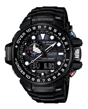 Relógio Casio Gullfmaster Gwn-1000b-1ajf - Promoçao