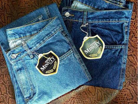 Kit 2 Calças Masculino Country Jeans Tradicional Cowboy