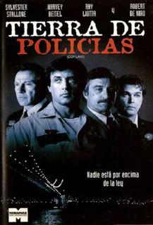 Dvd - Tierra De Policias