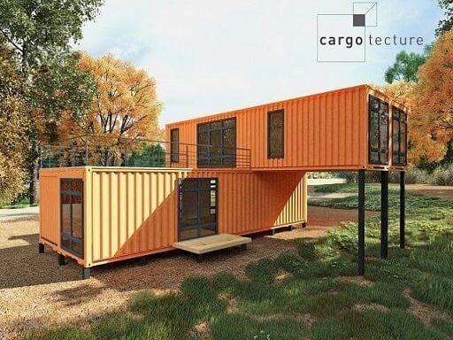Vivienda Container Casas Modulos 45 Mts2 100% Financia (12)