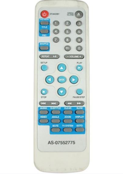 Controle Remoto Para Dvd Cougar Kit C/19 Peças