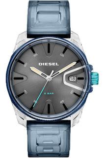Relógio Diesel Three Hand Blue - Dz1868