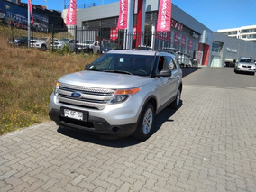 Ford Explorer Ecoboost 2.0 2015