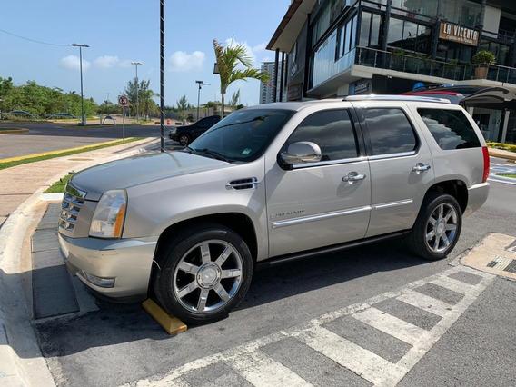 Cadillac Escalade Awd 6.2 Paq B Lujo Aut. Modelo 2008