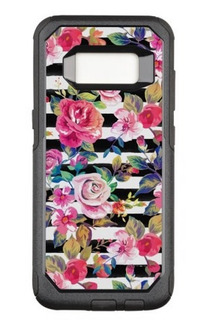 Capa Otterbox Commuter Samsung S8 Floral 100% Original