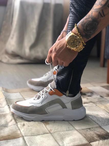 Tênis Sneaker Masculino Vms Coleção 2020