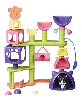 Littlest Pet Shop Escondite De Gatos - Hasbro