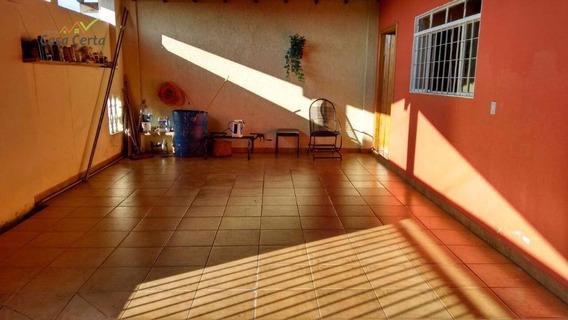 Casa Residencial À Venda, Jardim Ipê Pinheiro, Mogi Guaçu. - Ca0235