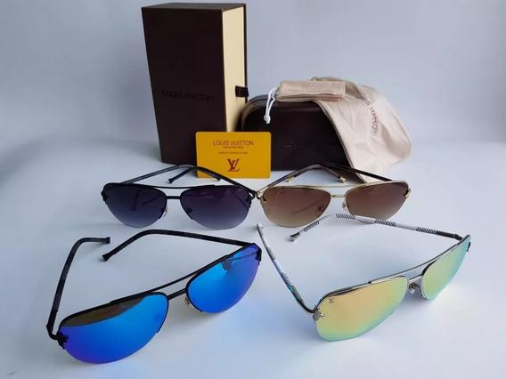 Gafas Louis Vuitton Con Estuche Caja Originales