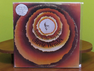 Stevie Wonder - Songs In The Key Of Life - Vinilo Usa 1976