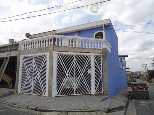 Sobrado Residencial À Venda, Jardim Vila Formosa, São Paulo - So0069. - So0069