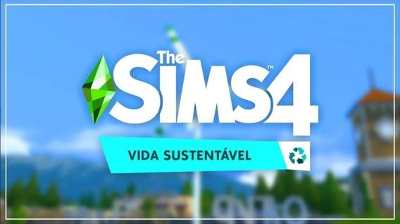 Expansão The Sims 4 Vida Sustentável