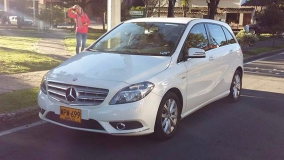Mercedes Benz B180! Como Nuevo!