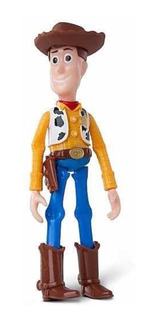 Muñeco Disney Toy Story Buzz Woody Articulado Manias