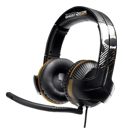 Fone De Ouvido Com Microfone Y350x 7.1 Powered Ghost Recon W