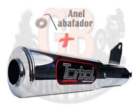 Torbal Floripa Cromo Titan Fan 150 Sport - Adaptar + Abafado