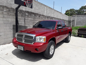 Dodge Dakota 2007 Motor 3.7lts, 4x4