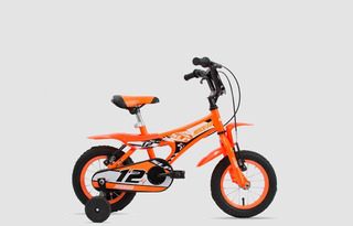 Bicicleta Slp Max Rodado 12 Paseo Baiking