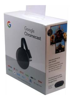 Google Chromecast 3 Smart Tv Hdmi Usb Nuevo Modelo Garantía