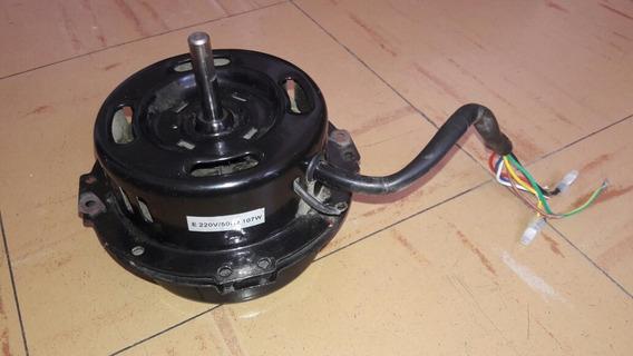 Motor Turbo Ventilador Recco Para Rebobinar. No Anda.