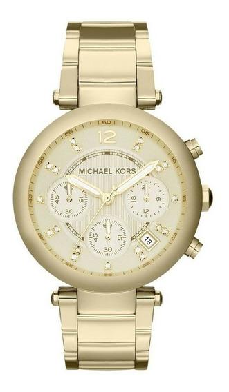 Relógio Michael Kors Mk3131 100% Original 1 Ano De Garantia