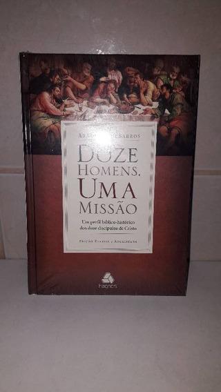 Livro, Doze Homens, Uma Missão.