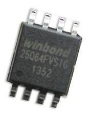 15 X Ci Eprom Bios Virgem Winbond 25q64fvsig 25q64 Frete Bar