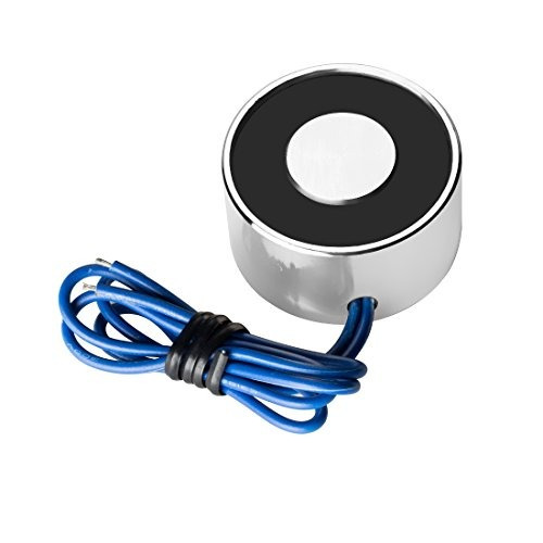 Uxcell 12v Dc 180n Elevación Eléctrica Electroimanes Elect