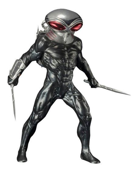 Kotobukiya Black Manta Artfx Dc Forever Villans Acm