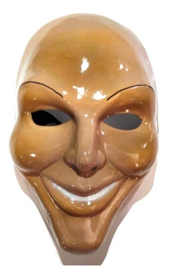 La Purga Mascara Hombre Replica Disfraz Halloween Man