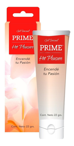 Gel Prime Hot Pleasure Lubricante Placer Femenino 22gr