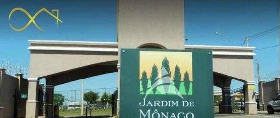 Terreno Condominio Jardim De Monaco - Te0618