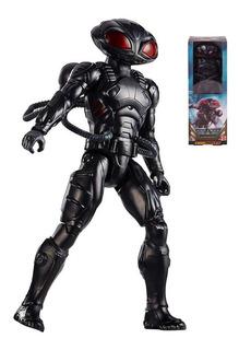Mattel Dc Aquaman Black Manta Jugueteria Bunny Toys