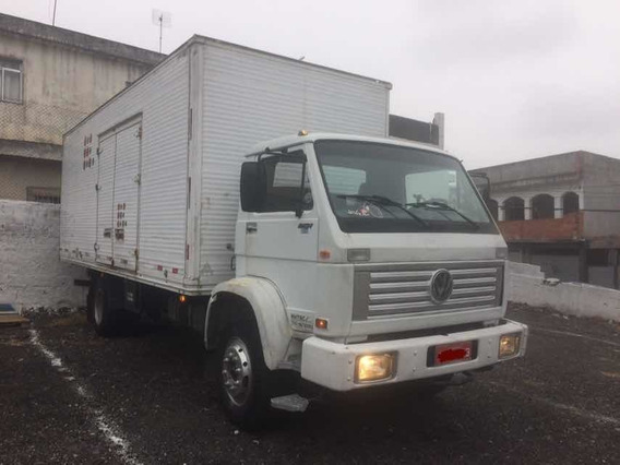 Caminhão Vw 12.140 T 98/99 Baú