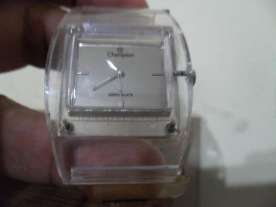 Relógio Champion By Andrea Palama Quadrado Cp28220s Aromat