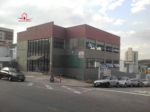 Prédio Para Alugar No Bairro Centro Em Jundiaí - Sp.  - 1360-2