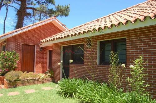 Rincón Del Indio Casa De 4 Dormitorios En Suite Piscina Climatizada- Ref: 4895