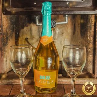 Champagne Lopez Dulce 750ml
