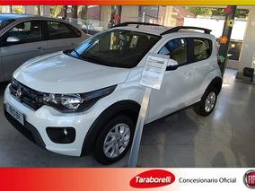 Fiat Mobi 1.0 Way 0km Taraborelli Contado Entrega Inmediata