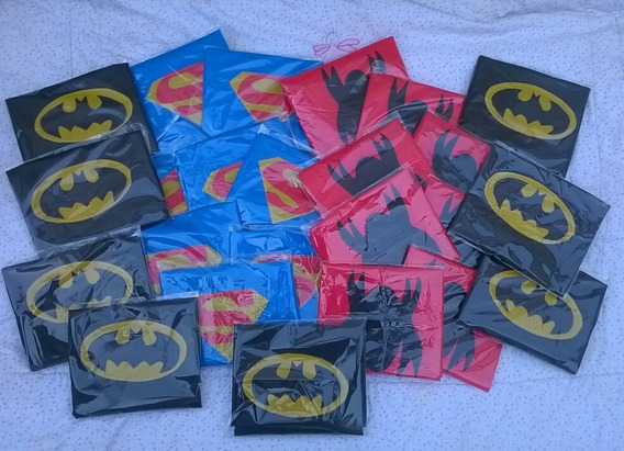 Capas Superhéroes Mas Antifaz