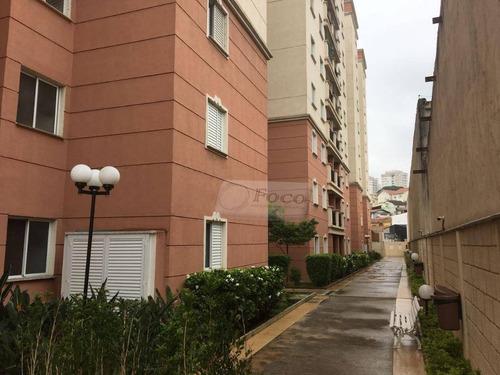 Apartamento Residencial À Venda, Ponte Grande, Guarulhos. - Ap0641