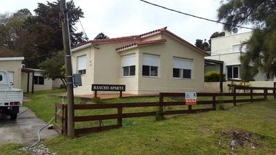 Venta Casa Punta Colorada A 200 Mts De La Playa Con Pileta