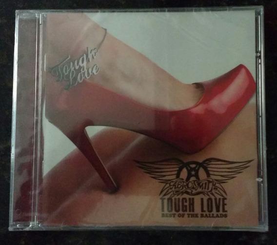 Cd Aerosmith Tough Love - Best Of The Ballads Novo