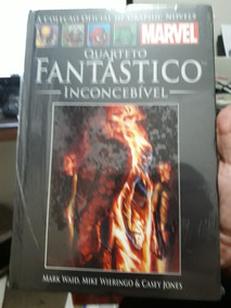 Graphic Novels Salvat Quarteto Fantástico Vol 30