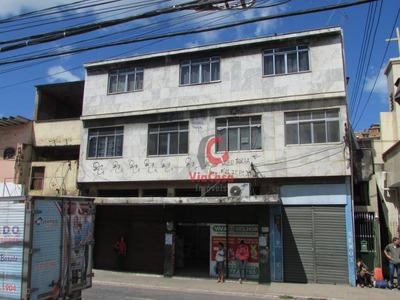 Prédio Comercial À Venda, Aroeiras, Macaé. - Pr0001
