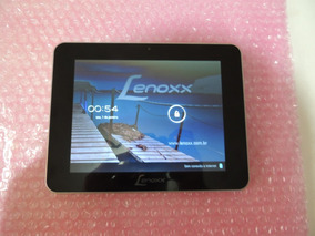 Display Tablet Lenoxx Sound Tb8100 Vmp Atençao Ver Versao