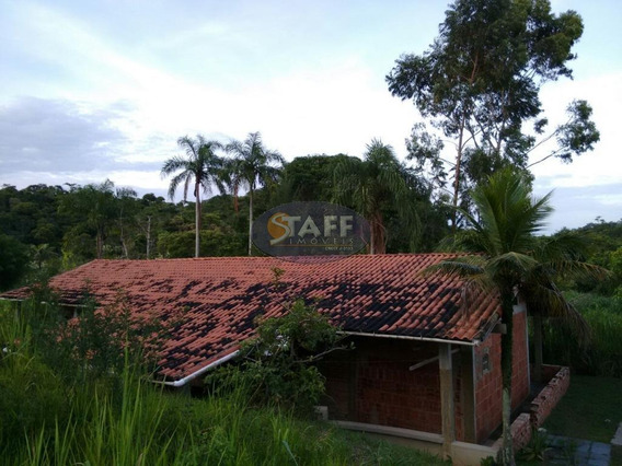 Sítio Rural À Venda, Palmital, Saquarema. - Si0005