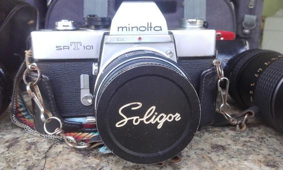 Câmara Fotográfica Minolta